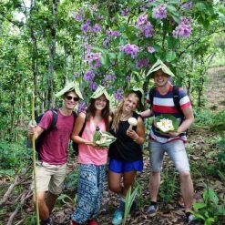 Trekking in Pai, Northern Thailand.