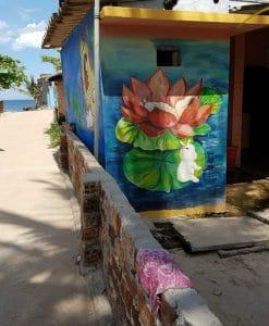 Tam Thanh Mural Village, Hoi An.