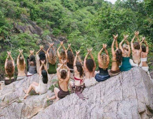 """The Feminine Way"" - Tantric Yoga Retreat"