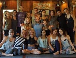 Buddho Yoga Teacher Trainees
