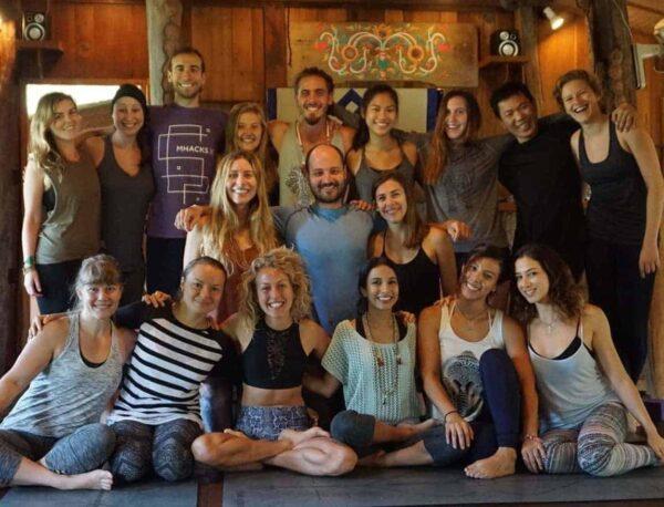 Buddho Yoga Teacher Trainees