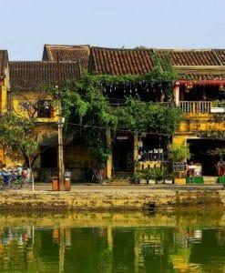 Hoi An riverside, Vietnam.