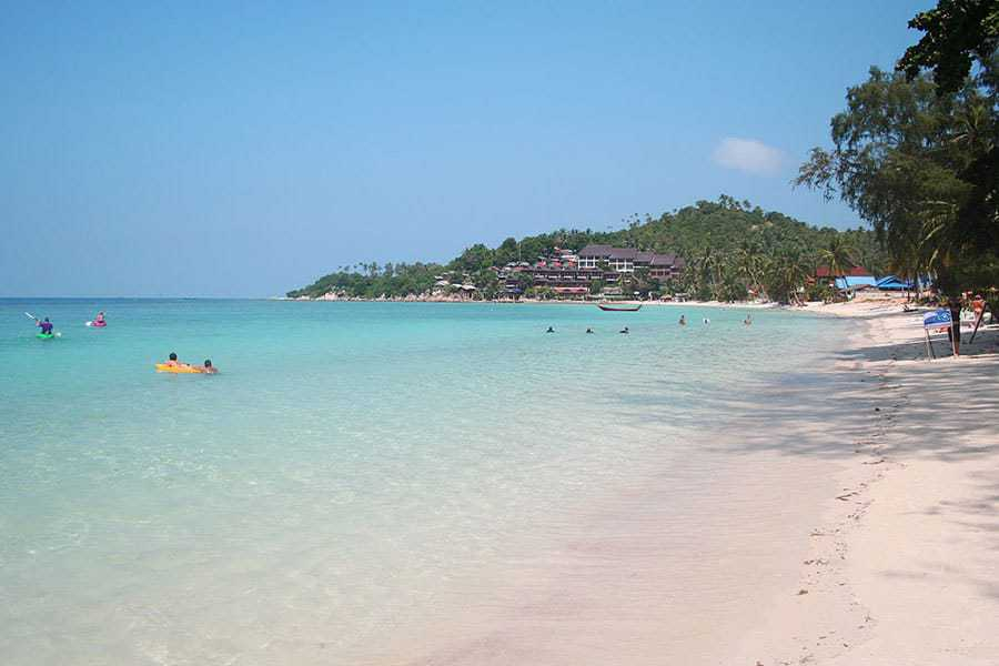 Haad Yao (Long Beach), Koh Phangan