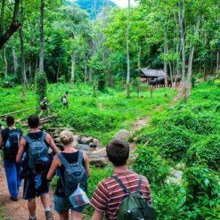 Chiang Mai Trek, Thailand