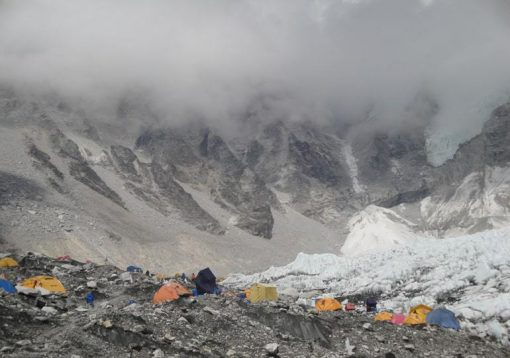 Everest Base Camp, Nepal.