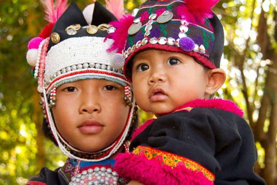 Hill-Tribe-Children-Thailand