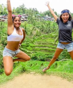 Travellers on the 18 Day Bali and Beyond Adventure!
