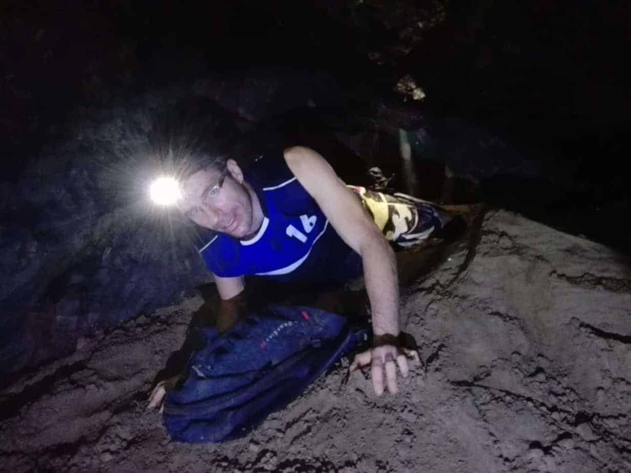 Tham Lod Cave Expedition, Pai, Thailand