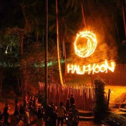 Half Moon Festival, Thailand.