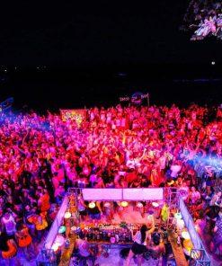 Full Moon Party, Koh Phangan, Thailand.