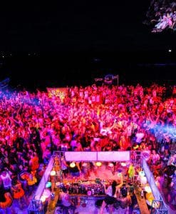 Full Moon Party, Koh Phangan, Thailand.