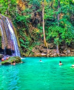 Waterfall, Thailand