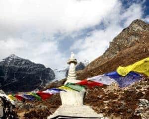 Langtang Circuit Trek, Nepal.