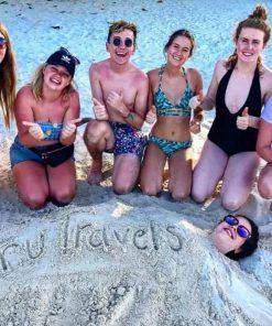 Group Adventure Tour Thailand.