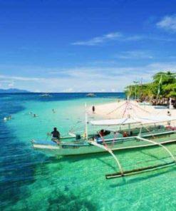 Banca boat, Philippines