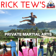 Private Training with Rick Tew in Singapore (1)