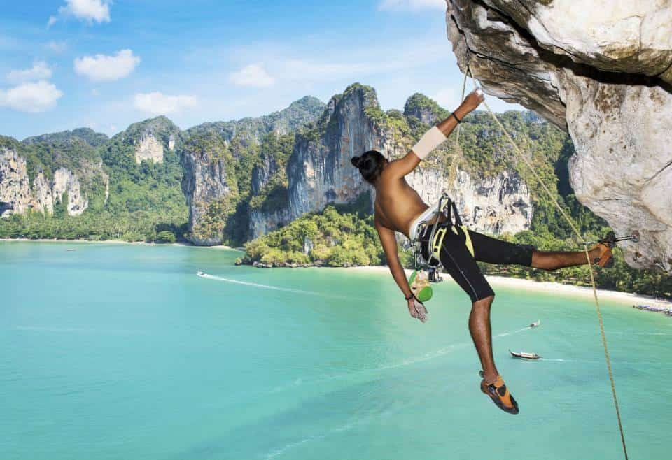 Rock Climbing Railay