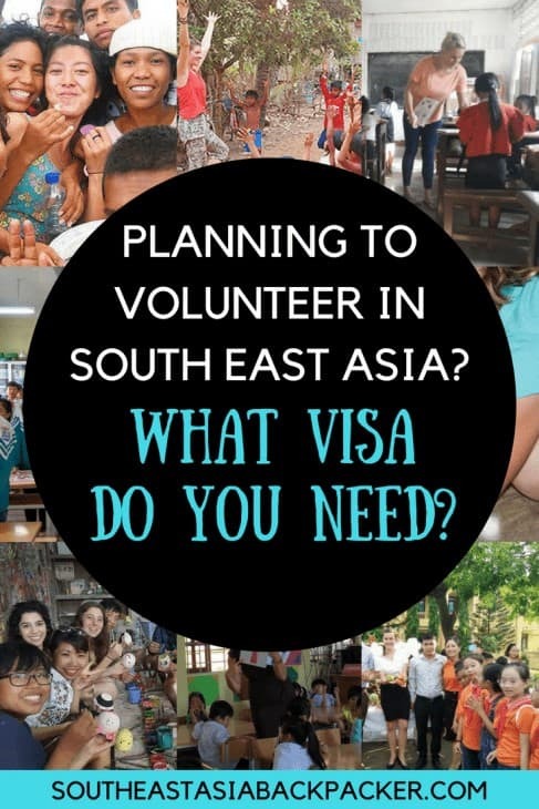 Southeast Asia Visa Guide for Volunteers, WWOOFers & the HelpStay Community
