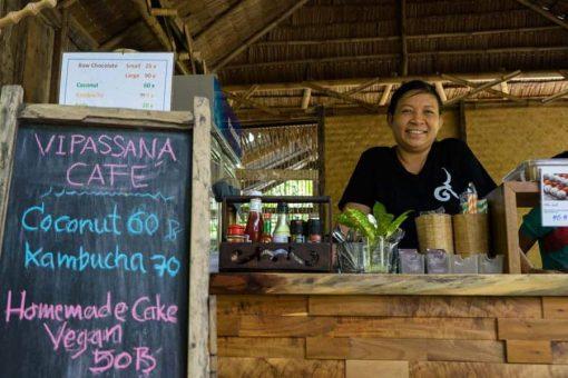Vegan Cafe, Koh Phangan, Thailand