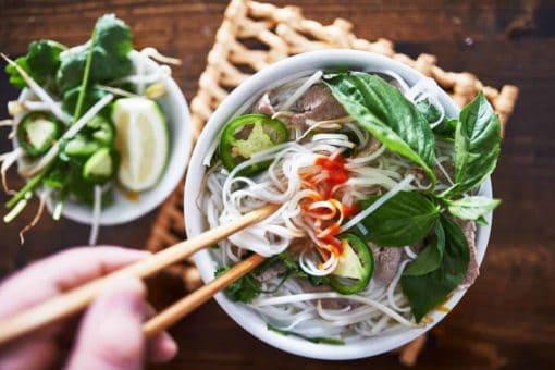 Vietnamese food, Hoi An, Vietnam