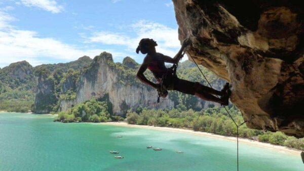 Rock Climbing in Paradise - Krabi, Thailand