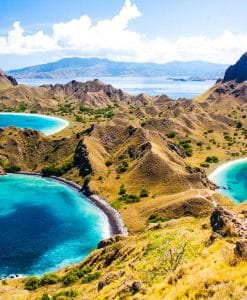 Lombok, Komodo Island views... Indonesia.