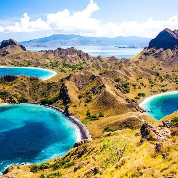 Lombok, Komodo Island views... Indonesia.