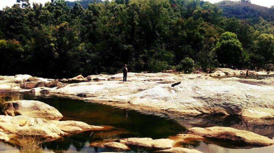 Hon Ba Nature Reserve.