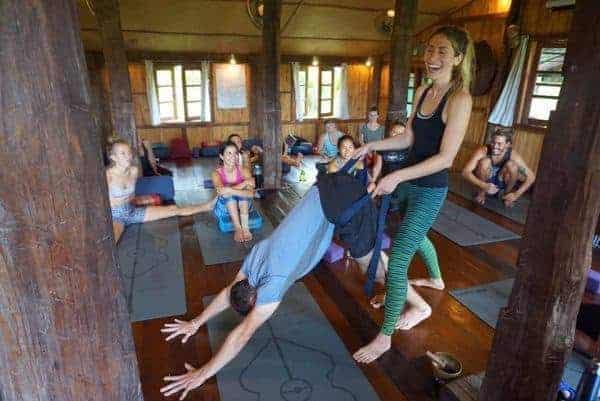 Buddho Yoga Teacher Training Course
