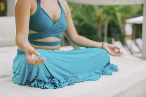 Meditation, Pranayama Garden, Koh Phangan