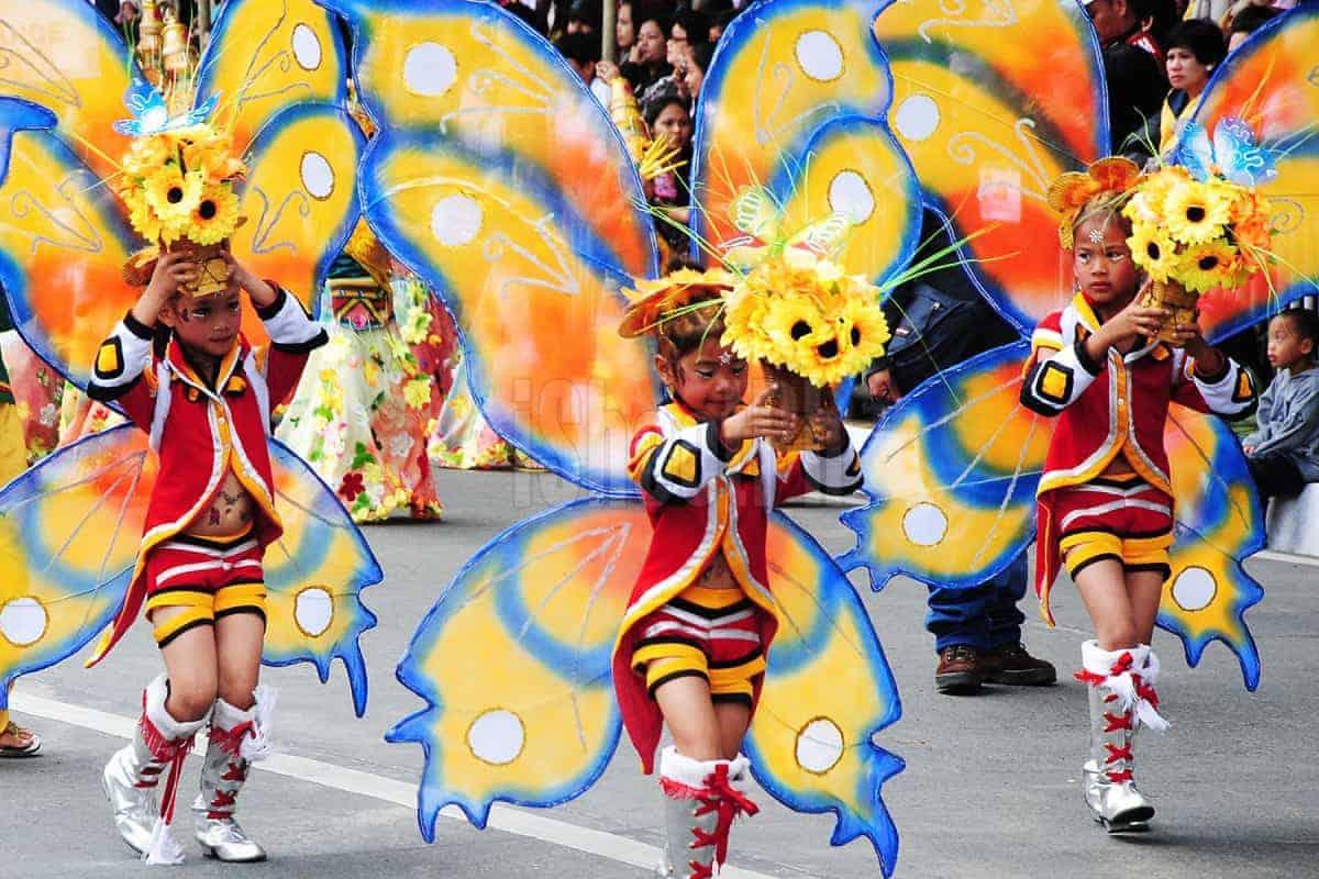 Panagbenga Festival, Philippines
