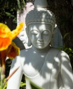 Buddha sculpture, Marble Mountain, Da Nang, Vietnam.