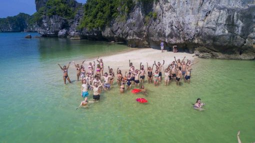 Halong Bay Adventure! (North Vietnam)