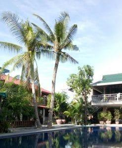 Bohemiaz Resort, Phnom Penh, Cambodia.