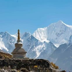 Langtang Valley Trek, Nepal.