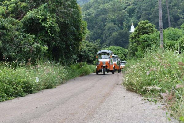 The 11-Day Tuk Tuk Adventure of Northern Thailand.