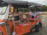 Ever wanted to drive your own tuk tuk? Now you can!