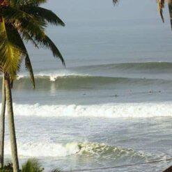 Balian Bali Beach, Indonesia.