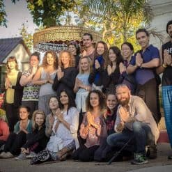 Wise Living Yoga Teacher Training Course - The Group.
