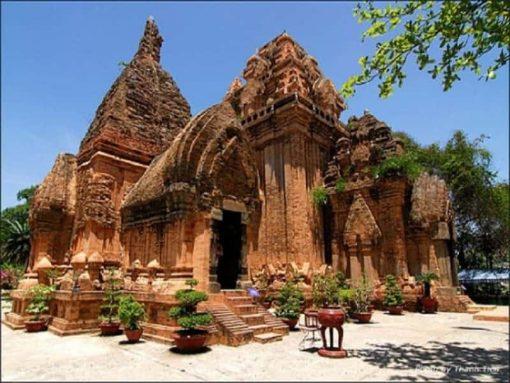 My Son Sanctuary, Vietnam.