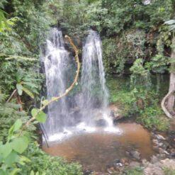 Waterfall in Mae Wang, Chiang Mai