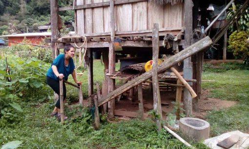 Local homestay in Mae Wang, Chiang Mai