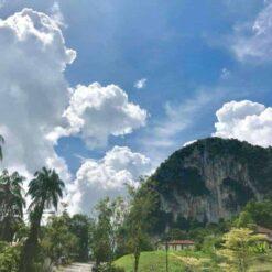 Rock Climbing in Malaysia
