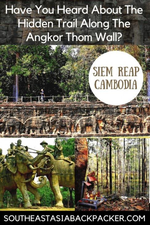 Angkor Thom Trail