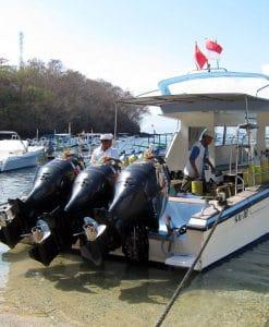 Dive Boat - AquaMarine Bali