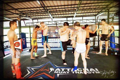 Attachai Muaythai Gym, Bangkok