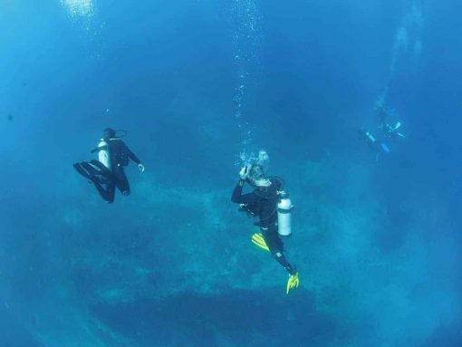 Diving with AquaMarine Bali