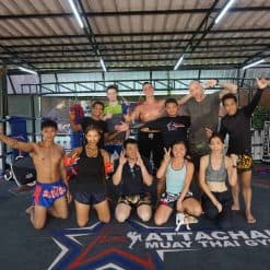 Attachai Muay Thai Gym, Bangkok.