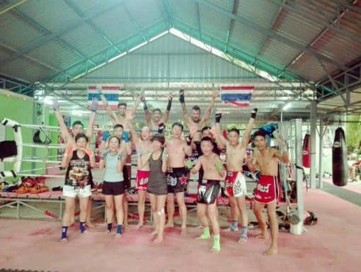 Honour Muay Thai, Krabi
