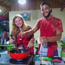 Learning Balinese Cooking with Subak Cooking Class